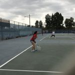 Girls Tennis vs. La Habra