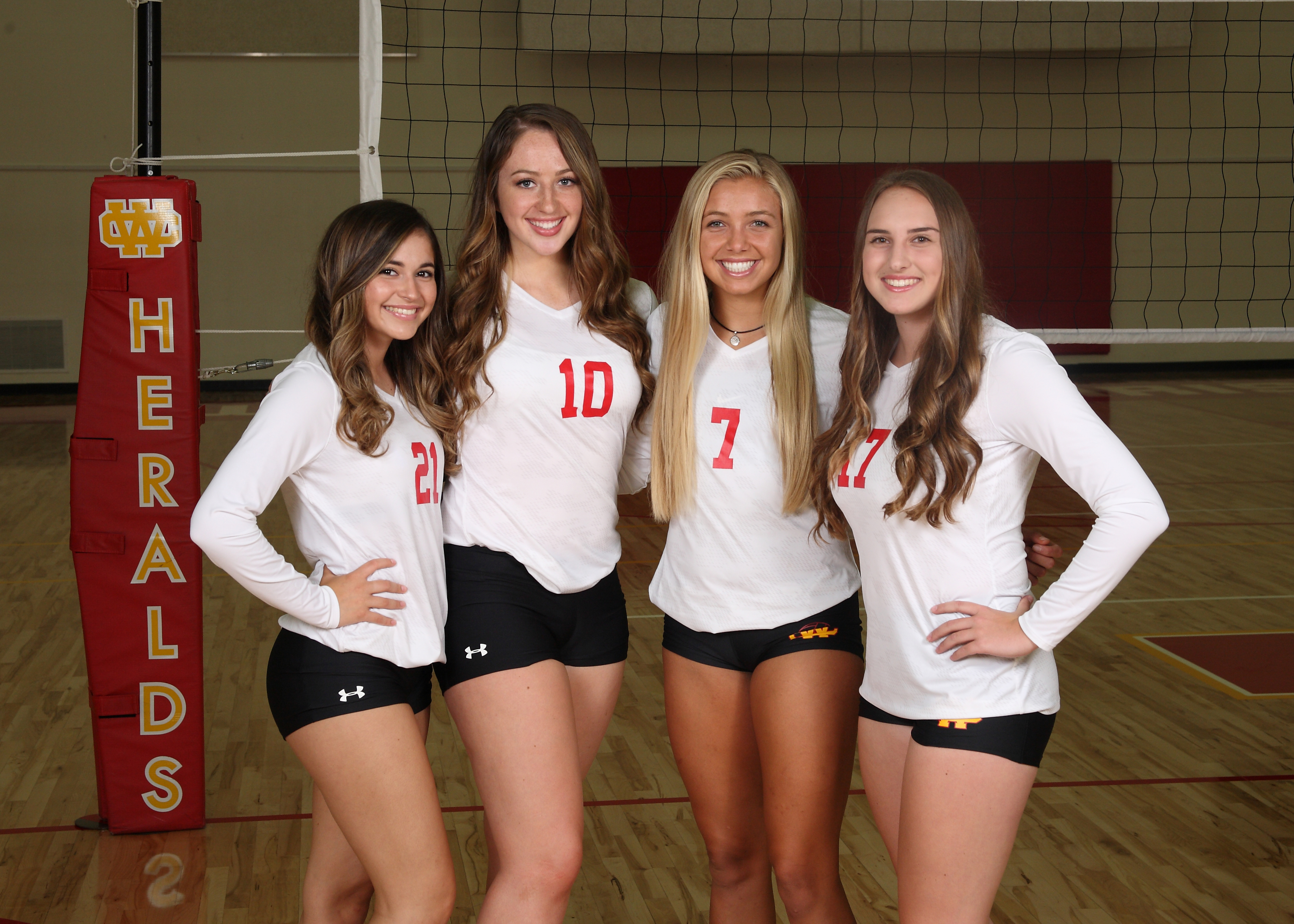 Herald Girls Volleyball opens Olympic League play tonight!