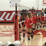 Volleyball Teams vs. Valley Christian September 26