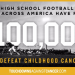 "Heralds Finish ""Touchdowns Against Cancer"" and raise $1,775!"