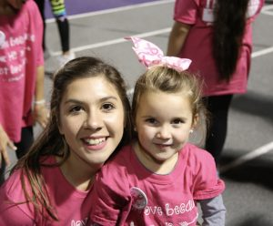 NEW PICS! Cheer and Song Youth Night at the Football Game!