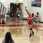 New Pictures... Herald JV and FS Volleyball October 18