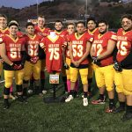 Herald Football Seniors honored at Final Home Game