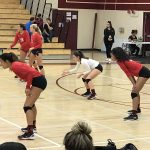 Lady Herald Volleyball defeats La Serna and advances in CIF!