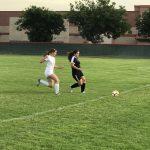 Girls Varsity Soccer photos vs. Samueli Academy