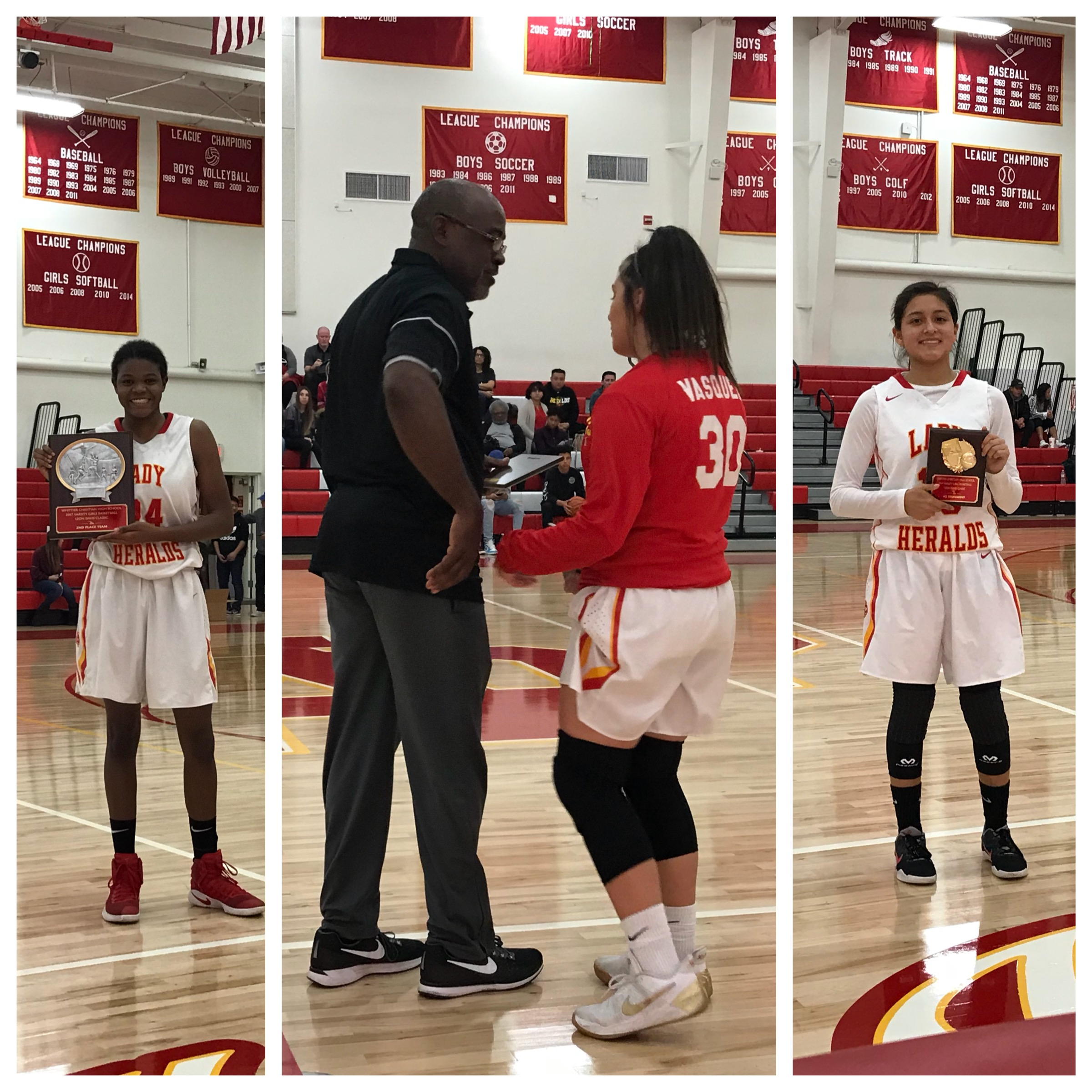 Lady Heralds Finish 2nd in Leon Davis Classic