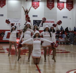 PHOTOS:  Cheer and Song at Tahquitz Games