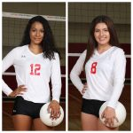 Rutledge and Tobin All-Area in Volleyball!