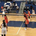 PHOTOS: Girls Varsity Basketball win over La Habra