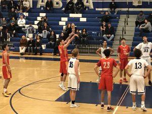 PHOTOS: Boys Varsity Basketball vs. La Habra