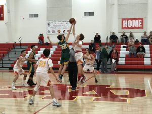 PHOTOS: Boys JV Basketball vs. Brea Olinda