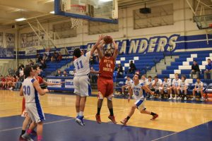NEW PHOTOS: Boys JV Basketball vs. La Habra