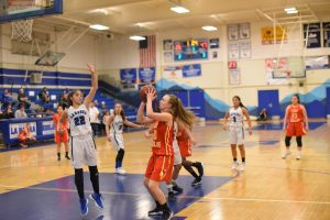 NEW PHOTOS: Girls Varsity Basketball vs. La Habra