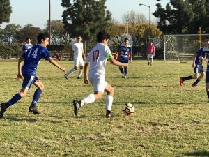 PHOTOS: Boys Varsity Soccer vs. Milken Community