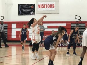 PHOTOS: Girls Varsity Basketball vs. Northwood