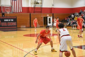 NEW PHOTOS: Boys Varsity Basketball vs. Palos Verdes