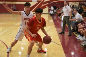 NEW PHOTOS: Boys Varsity Basketball vs. La Serna