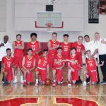 Varsity Boys Basketball Beats Village Christian!