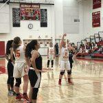 Girls Varsity Basketball beats Heritage Christian 70 – 40