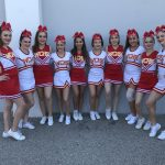 Herald Cheer Success in First Competition!