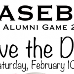 Baseball Alumni Game This Saturday, February 10