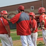 Boys Varsity Baseball beats Whitney 14 – 2