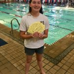 Herald Swimmer Sarah Isip Qualifies for All Eight CIF Individual Events!