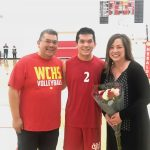 Thank You Senior Volleyball Players!