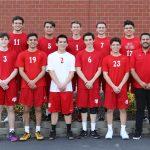 Boys Varsity Volleyball beats Village Christian 3 – 2