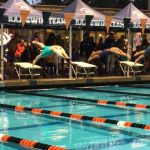 Sarah Isip – Solid Performance at CIF Swim Finals!