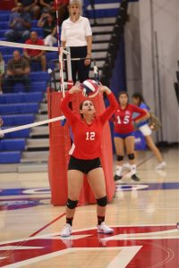 NEW PHOTOS:  Varsity Girls Volleyball vs. Los Altos