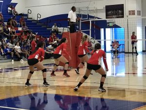 NEW PHOTOS:  JV Girls Volleyball vs. Los Altos