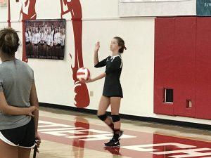Herald JV and FS Volleyball Photos vs. La Serna