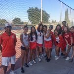 Heralds Girls Tennis Victorious over Los Altos