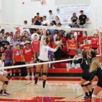Girls Varsity Volleyball vs. Heritage