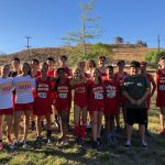 Cross Country takes on Maranatha and Village in League Meet