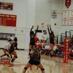 Girls Volleyball 2-0 in Olympic League After Sweep of Valley Christian