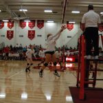 NEW PHOTOS: Volleyball sweeps Valley Christian 3-0