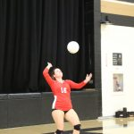 WC Girls Volleyball Sweeps Marantha