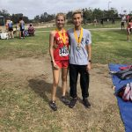 Cross Country Runs in the Central Park Invitational