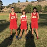 Herald Cross Country Battles Heritage Christian