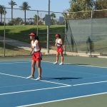 Heralds Tennis Performs Well In Olympic League Tournament