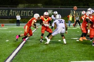 New Photos: Football vs Maranatha