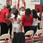 Lady Heralds beat Corona Del Mar 66-39