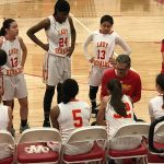 Lady Heralds advance to the Leon Davis Championship Game!