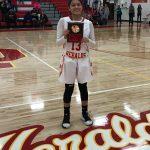 Joleen Corona chosen as San Gabriel Valley Athlete of the Week!