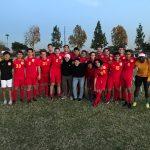 Boys Varsity Soccer beats Western Christian 4 – 0