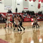 Lady Heralds open league with 76-59 victory over Heritage Christian