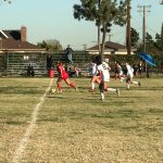 Kicking Off League Girls Beats Heritage Christian 3-2