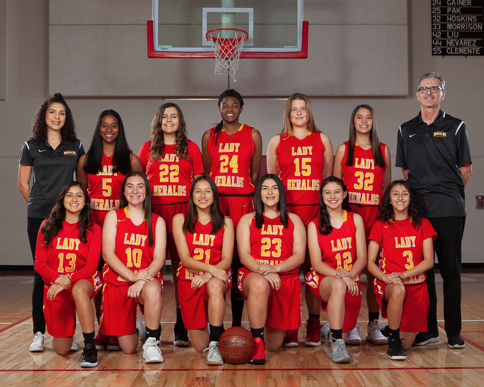 Lady Heralds advance to CIF quarterfinals with 41-32 victory over Claremont Wolfpack